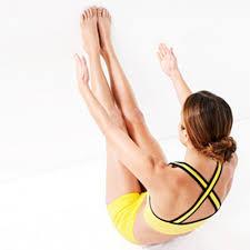 Phương pháp gập chân bài tập giúp tăng chiều cao cho bạn