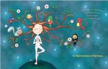 Đây là tư thế yoga cái cây