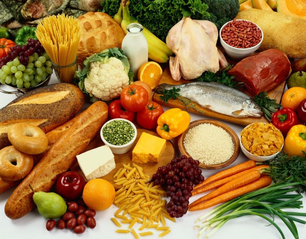 Bổ sung đầy đủ dinh dưỡng, chế độ ăn uống lành mạnh