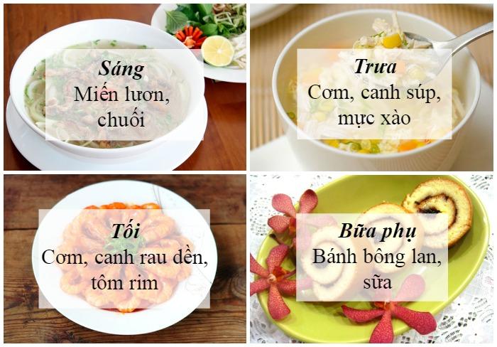 thuc don nao giup tang chieu cao cho tuoi day thi