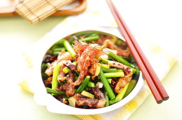 Bí quyết tăng chiều cao với thực đơn món ăn làm từ mực