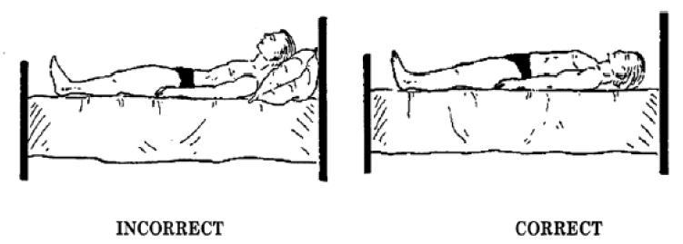 Hướng dẫn cách ngủ tăng chiều cao hiệu quả 03