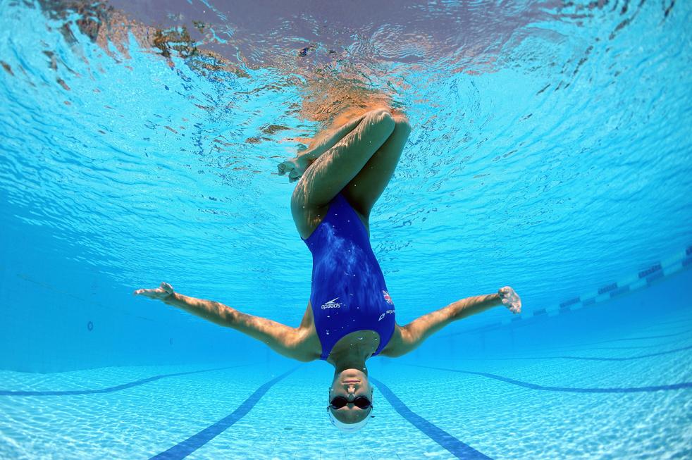 Bơi 60 phút mỗi ngày để sở hữu chiều cao lý tưởng