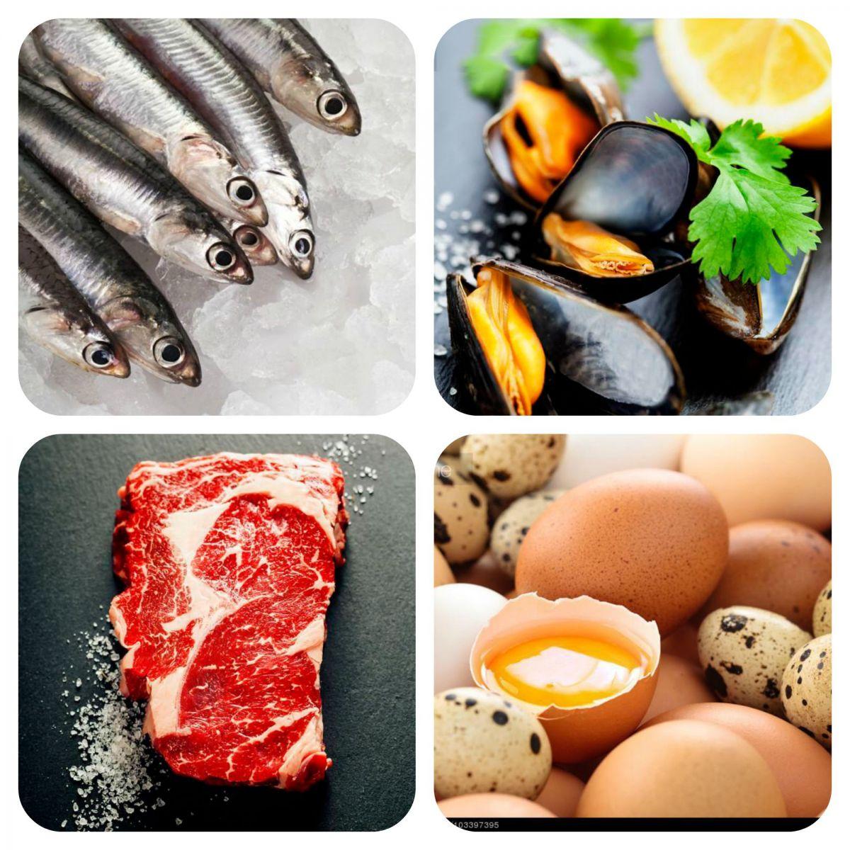 Chọn những thực phẩm chứa nhiều axit amin