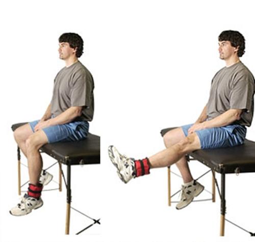 Tập tạ chân bài tập giúp bạn cao hơn nhanh chóng