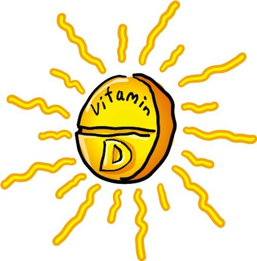 Cơ thể hấp thụ canxi nhiều nhất từ ánh nắng mặt trời