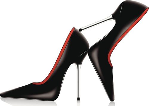 Giày cao gót – phương pháp cải thiện chiều cao cho chị em tức thời