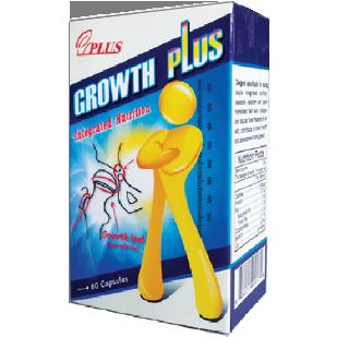 Growth Plus - TPCN tăng chiều cao cho người lớn