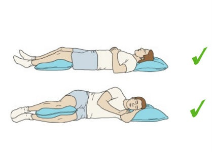 """Có những cách tăng chiều cao có thể giúp những ai đã qua tuổi dậy thì """"vớt vát"""" được vài xentimet, thoát được kiếp """"nấm lùn"""". Ngủ là một trong những cách đặc biệt đó."""