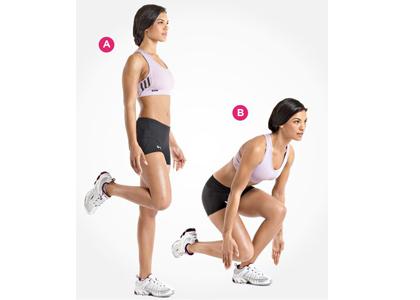 Không cần không gian, dụng cụ hay nhiều thời gian, những động tác sau đây vẫn rất dễ thực hiện và hữu ích cho cơ thể.