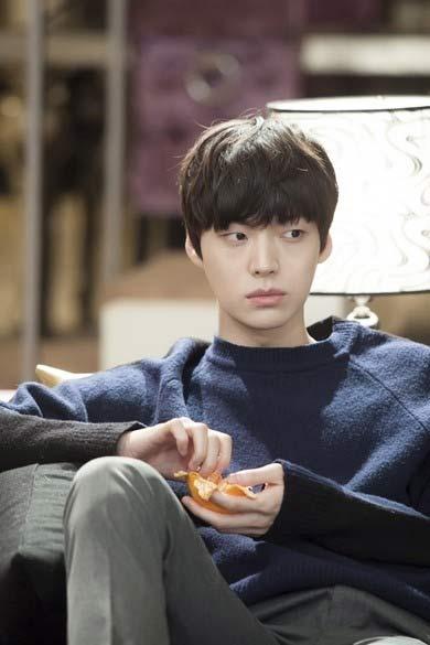 Người mẫu Ahn Jae Hyun
