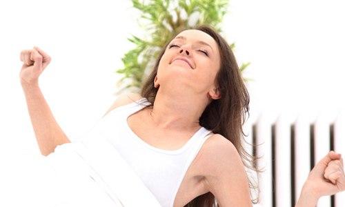 Tập thói quen vươn vai giúp cải thiện chiều cao