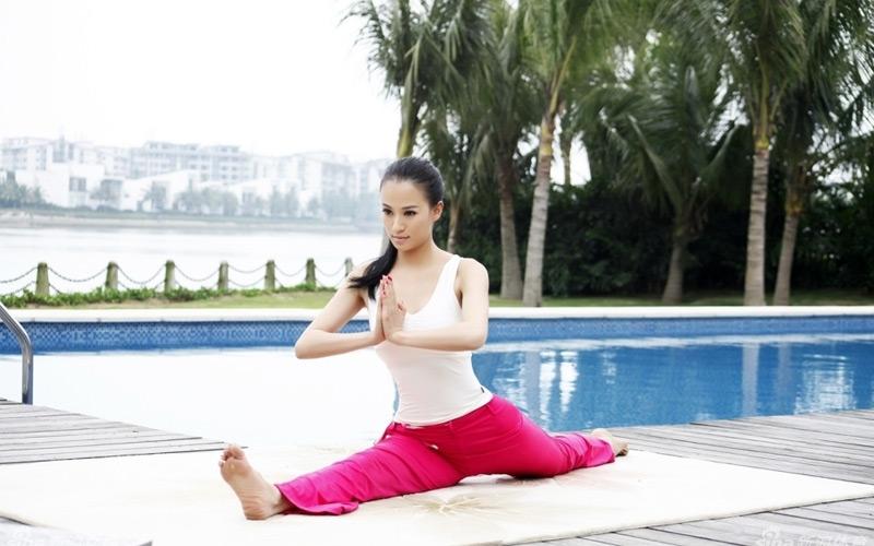Thói quen tập yoga hàng ngày giúp cải thiện chiều cao