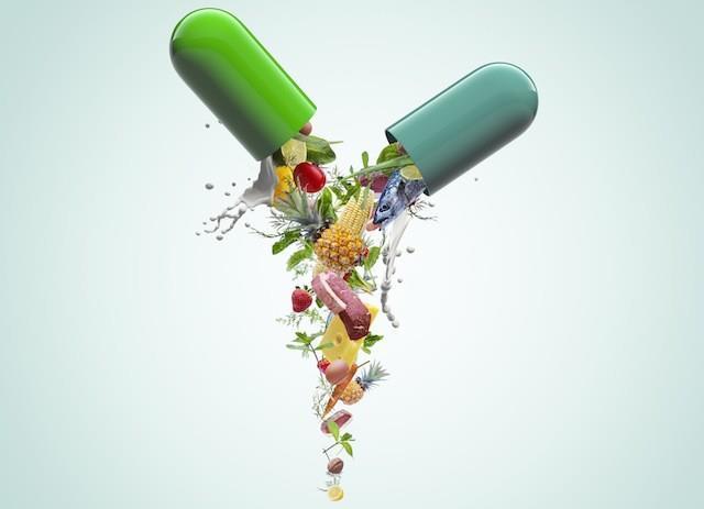 Thực phẩm chức năng cung cấp những dưỡng chất cần thiết, hỗ trợ chức năng của cơ thể người
