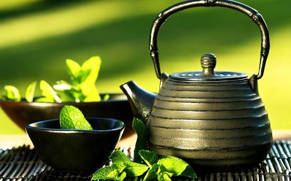 Trà xanh – biện pháp tự nhiên giúp bạn chống lại những dầu hiệu lão hóa và chữa lành các vết thương hiệu quả.