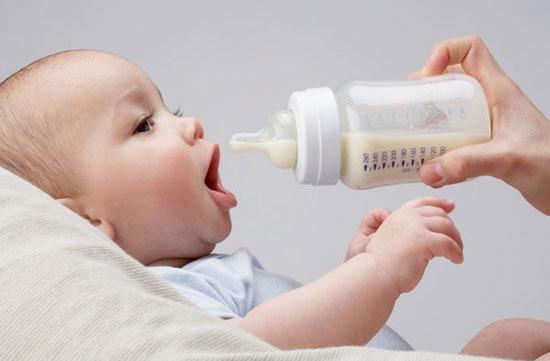Sữa cung cấp rất nhiều lượng dinh dưỡng cần thiết