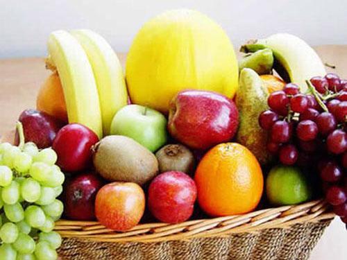 Ăn nhiều trái cây giúp xoá nếp nhăn
