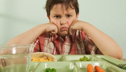 Làm thế nào để cháu không tăng cân thêm mà vẫn đầy đủ chất?