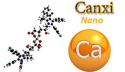 Canxi Nano là gì? Điểm khác biệt và vượt trội so với Canxi thường?