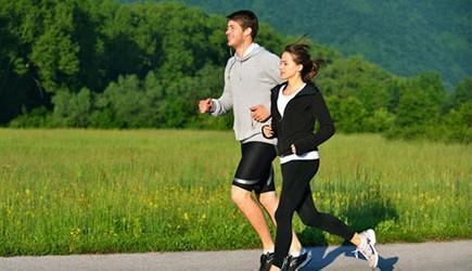 Chạy bộ có giúp tăng chiều cao không?