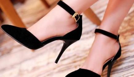 Giày cao gót - phương pháp cải thiện chiều cao cho chị em tức thời