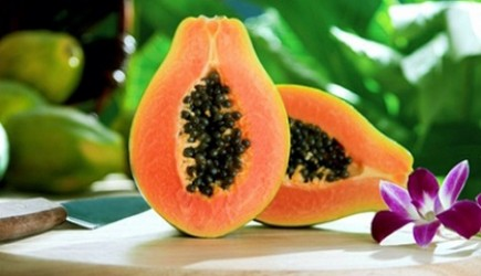 Học cách làm đẹp từ bên trong qua việc ăn hoa quả