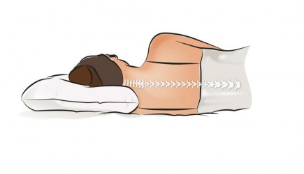 Ngủ với gối quá cao có tốt cho việc tăng chiều cao?