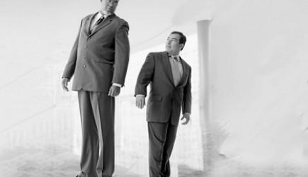 Người cao có lợi thế hơn người thấp