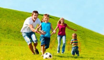 Những trò chơi cuối tuần thú vị giúp tăng chiều cao cho trẻ