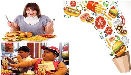 Tại sao thức ăn nhanh làm giảm khả năng tăng chiều cao?