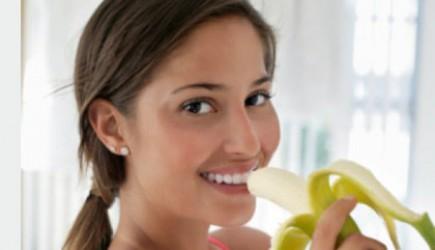 Vì sao ăn chuối lại giảm cân?