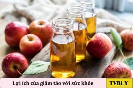 #12 Công dụng cải thiện nhan sắc hiệu quả với giấm táo
