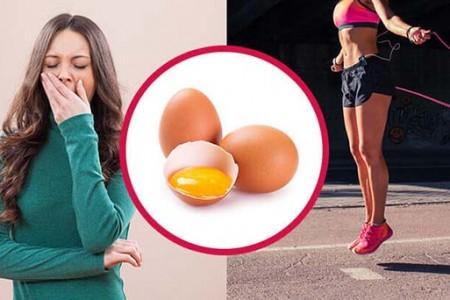 #9 Lợi ích sức khỏe không ngờ của việc ăn trứng mỗi ngày