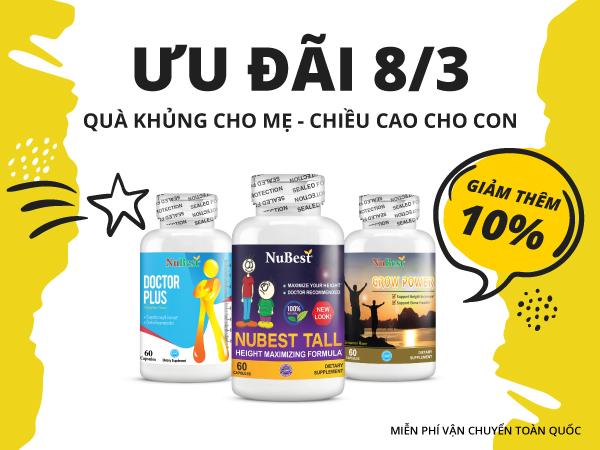 TVBUY tung ưu đãi khủng giảm 10% mừng ngày 8/3