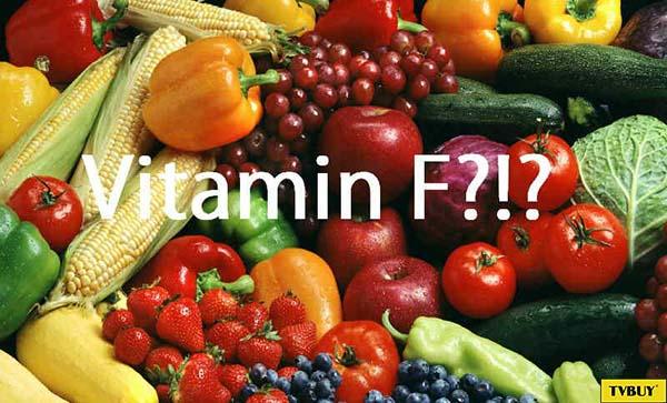 vitamin f