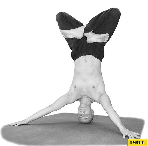 Bài tập yoga tư thế trồng chuối