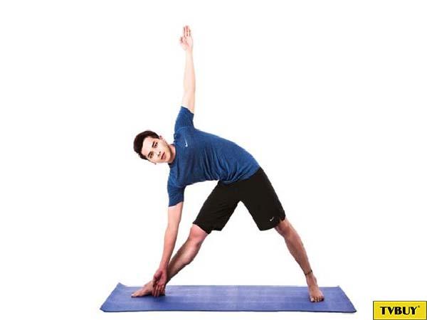 Bài tập yoga tư thế tam giác