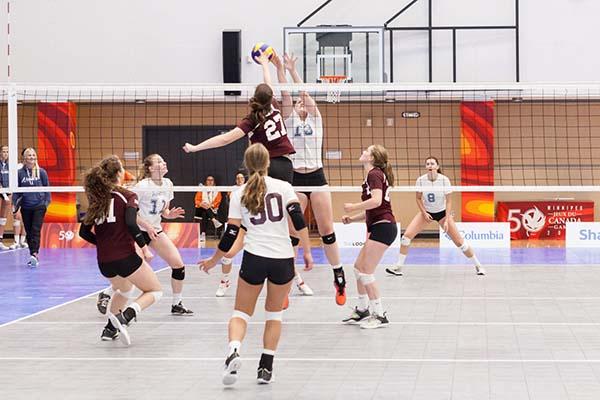 bóng chuyền có giúp tăng chiều cao