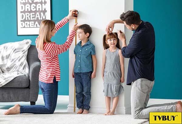 cách tăng chiều cao cho trẻ từ 2 đến 5 tuổi