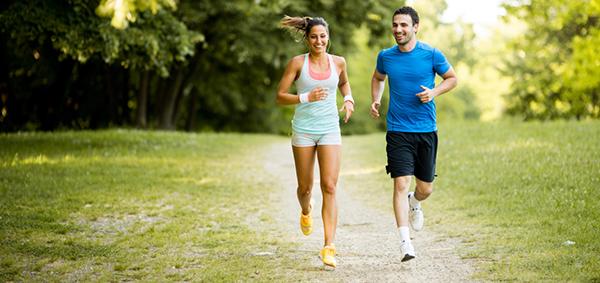 chạy bộ giúp tăng chiều cao và sức bền cho cơ thể