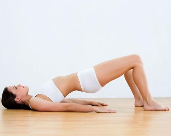bài tập thể dục cho khung xương chậu giúp tăng chiều cao