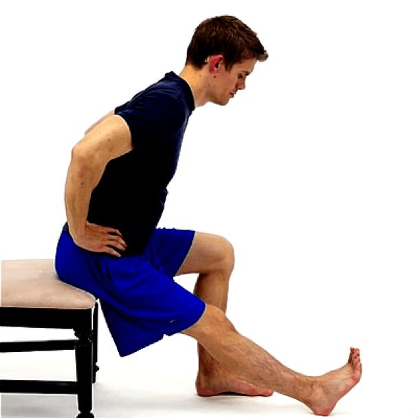 bài tập tăng chiều cao ngồi duỗi thẳng chân