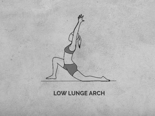 bài tập yoga tư thế hình cây cầu