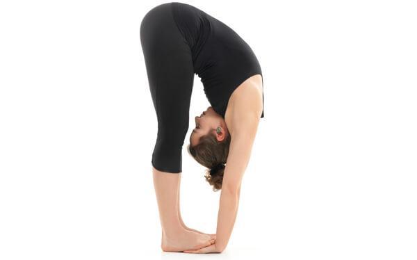 bài tập yoga tăng chiều cao tư thế gập người