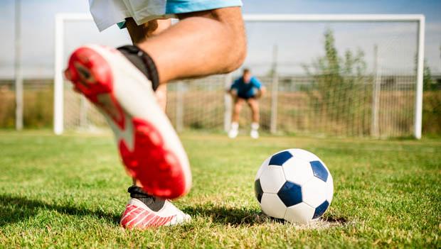 bóng đá cũng giúp tăng chiều cao hiệu quả