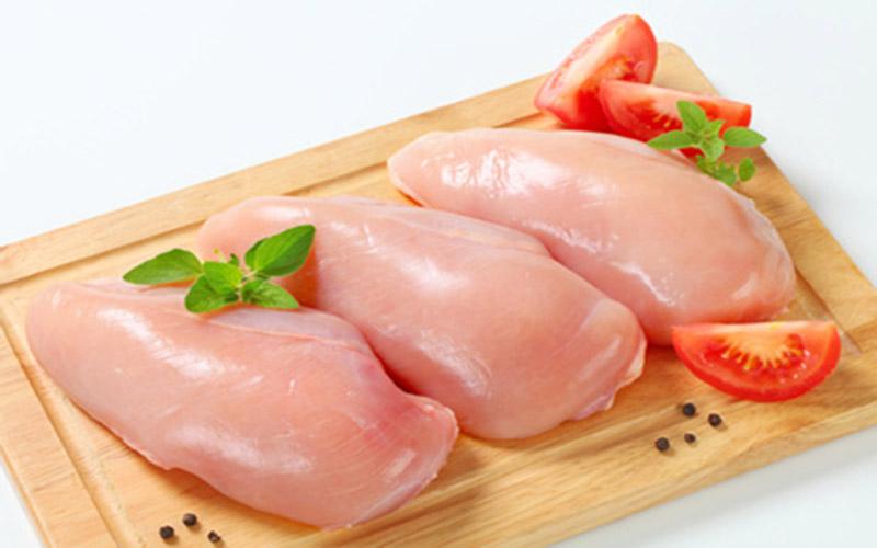 thức ăn có chứa nhiều collagen type 2