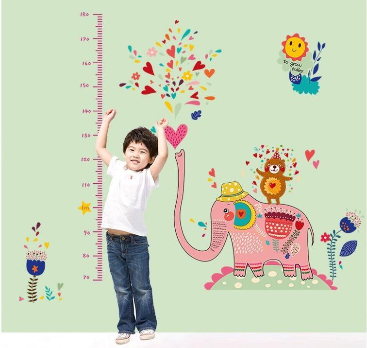 độ tuổi phát triển chiều cao của trẻ