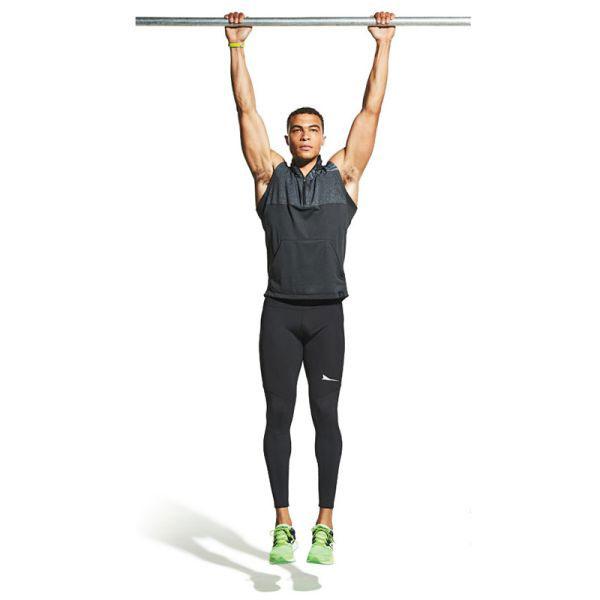 Kiên trì vận động để tăng chiều cao