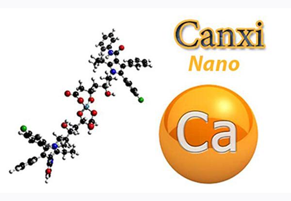 Nên chọn TPBVSK chứa Canxi Nano để cơ thể dễ hấp thu