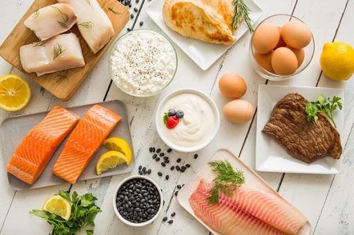 chế độ ăn uống giúp phát triển chiều cao như thế nào